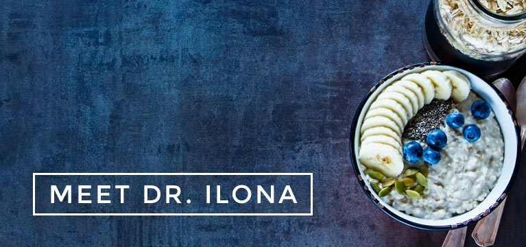 Meet Dr Ilona