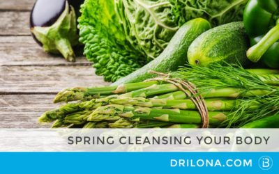 Spring Cleansing Your Body