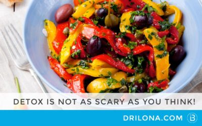Detox is not as scary as you think!