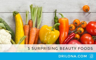 5 Surprising Beauty Foods