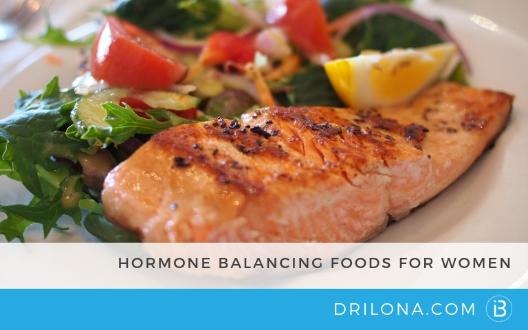 Hormone Balancing Food for Women